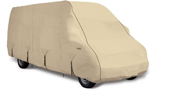 Eevelle Goldline Class B Cover Tan
