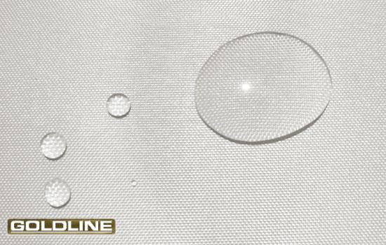 "Exclusive ""Marinex"" marine grade waterproof fabric."