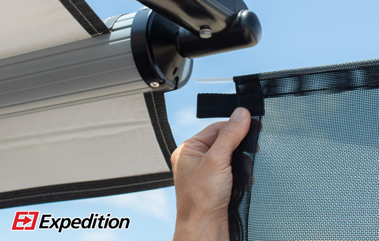 Awning Sunshade spline
