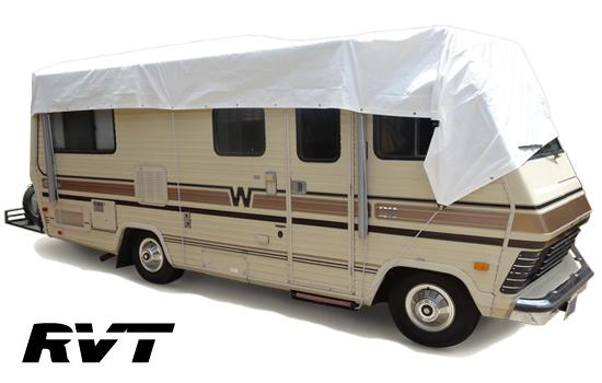 rv tarp roof cover completely waterproof tarp that installs easily on all styles of rv from travel trailers to class a