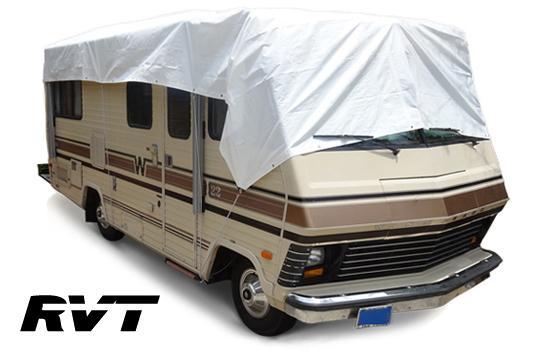 RV Tarp Roof Cover - Completely waterproof tarp that