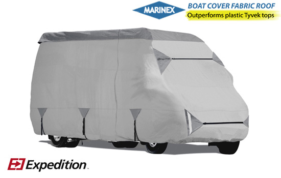 Expedition Class B RV Covers