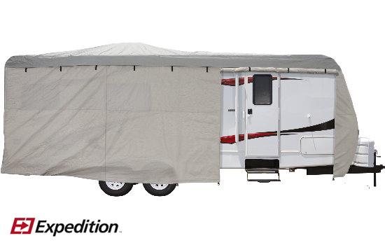 Expedition Travel Trailer Cover 2 Ready