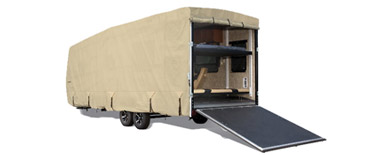 RV Covers for Toy Haulers