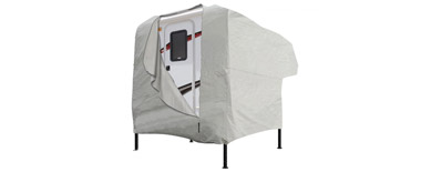 RV Covers for Truck Campers