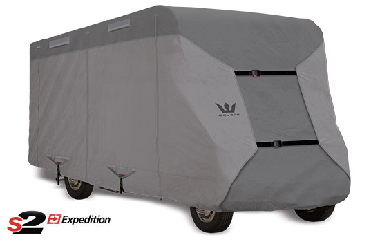 NDC_Class_C_RV_Cover_S2_Expedition_Full_Product_Image_Gray