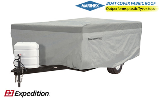 Pop Up Camper Covers Expedition RV Covers